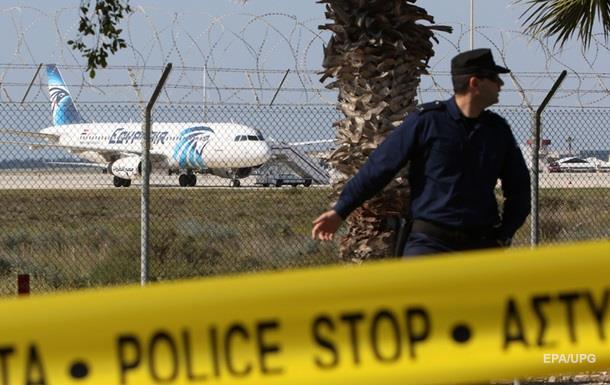 Загарбник літака вимагає передати лист кіпріотці