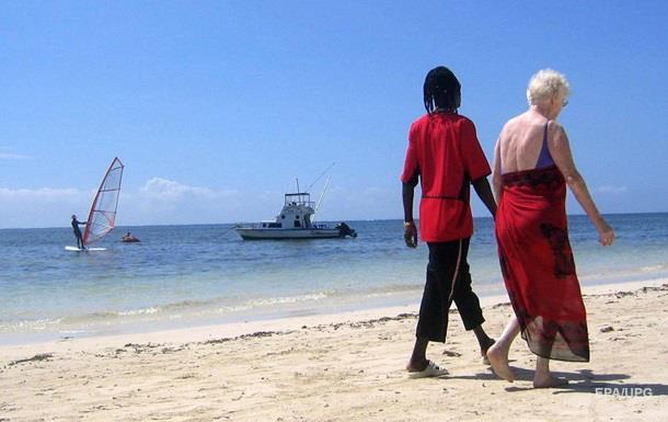Европейки едут за сексом в африку