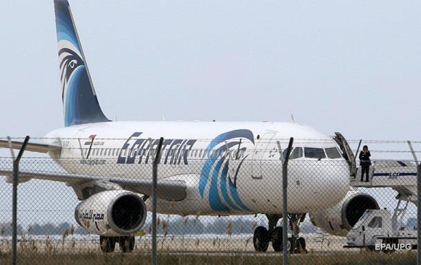 Президент Кіпру про викрадення літака: Не обійшлося без жінки