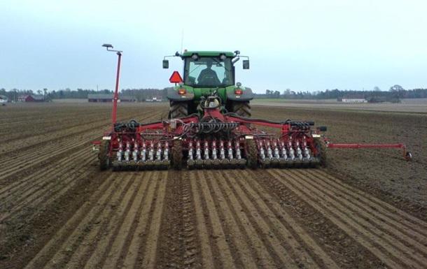 Швеция рассчитывает закупить до 100 миллионов тонн земли в полтавской области