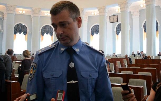 Суд заарештував керівника черкаської поліції