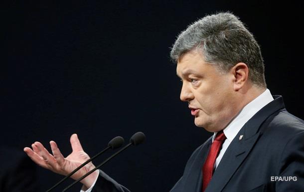 Порошенко: РФ хоче розмістити в Криму ядерну зброю