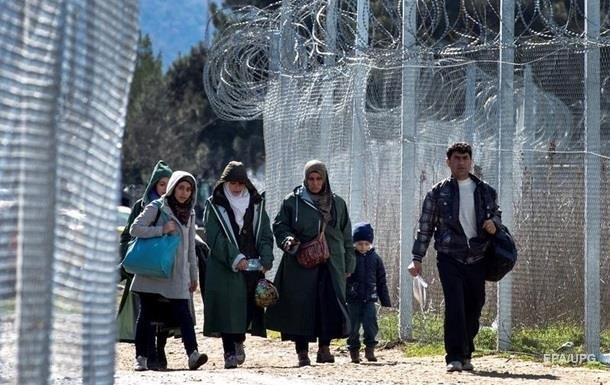 Турецькі прикордонники стріляють у біженців - ЗМІ