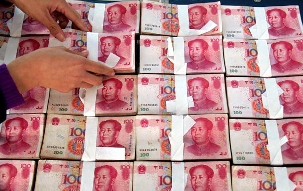 Китай максимально укрепил юань