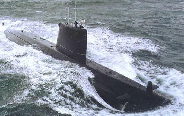 Латвія помітила підводний човен РФ, що  підглядав  за кораблями НАТО
