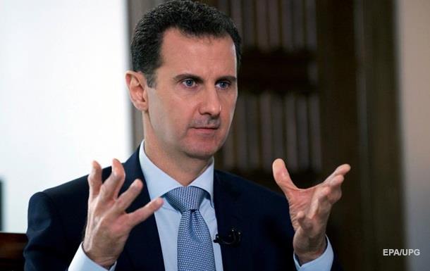 Россия отрицает договор с США об отставке Асада