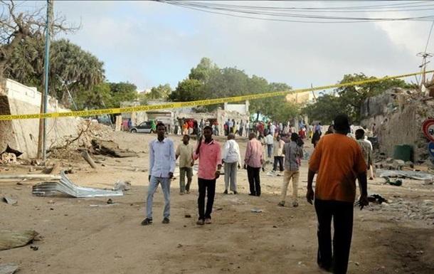 У сомалійському кафе підірвався смертник, дев ять загиблих