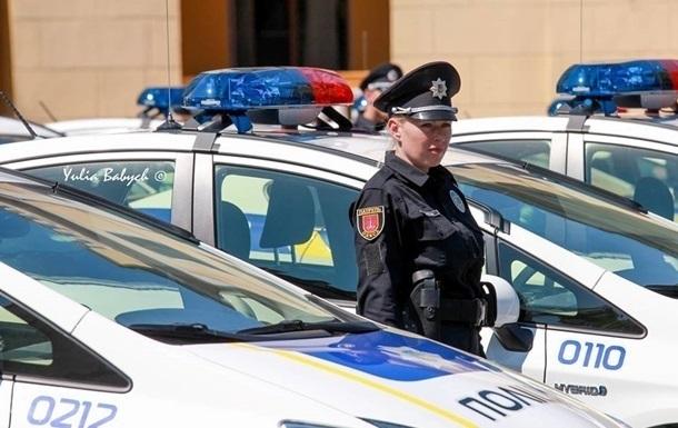 У Черкасах водій збила поліцейського під час спроби втекти