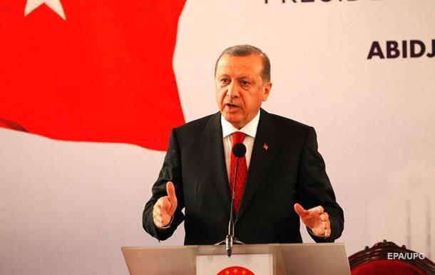 Ердоган закликав Росію до співпраці