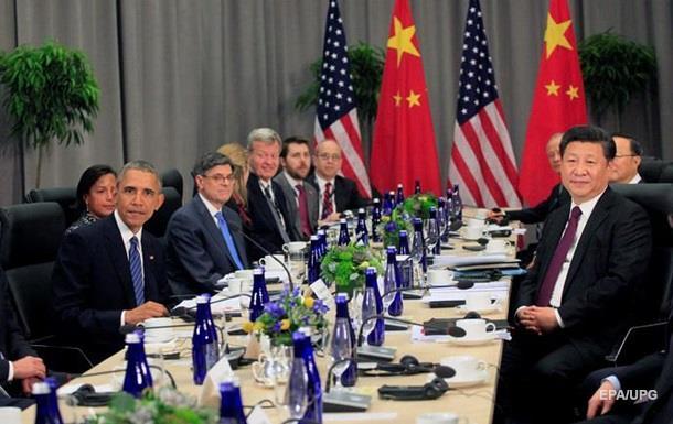 Сі Цзіньпін - Обамі: КНР не буде миритися з порушенням суверенітету