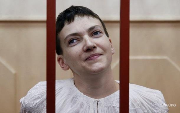 У Слідкомі РФ допустили обмін Савченко