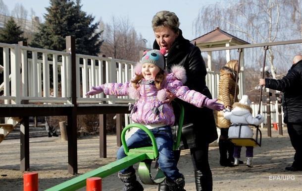 У Києві побито черговий температурний рекорд
