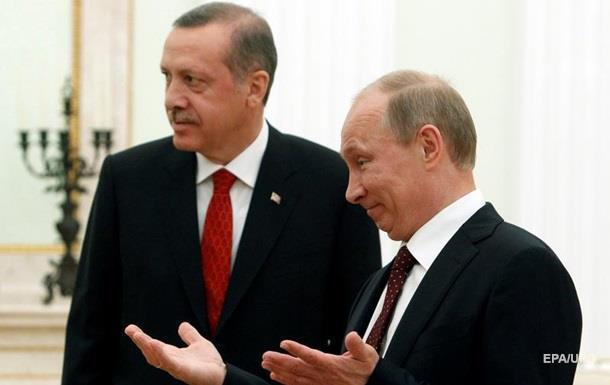Кремль відповів на заклик Ердогана до співпраці