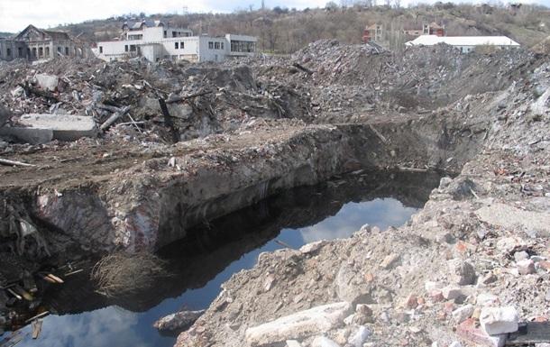 Экологии Луганщины нанесен ущерб в 350 миллионов