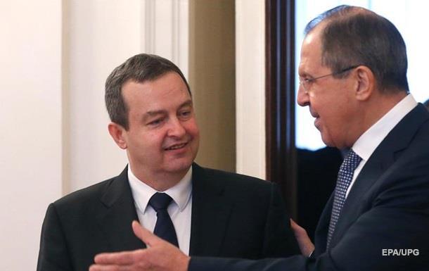Белград: Сербія не вступить в ЄС, якщо Росія не захоче
