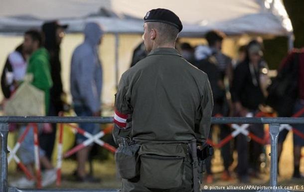 Армия поможет Австрии осуществить погранконтроль