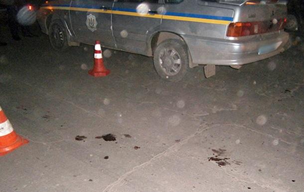 На Хмельнитчине трое мужчин напали на полицейских