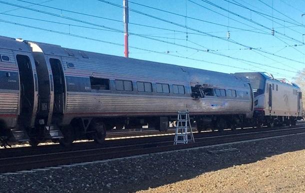 В США с рельсов сошел поезд: есть жертвы