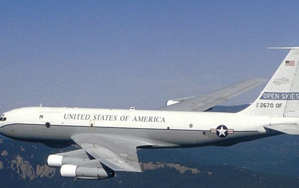 Американские инспекторы совершат наблюдательный полет над Россией