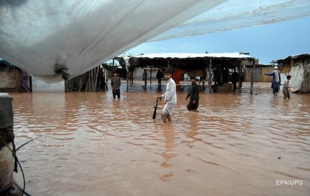 У Пакистані сталася потужна повінь