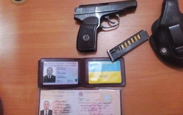 В Одессе сотрудник прокуратуры устроил пьяный дебош