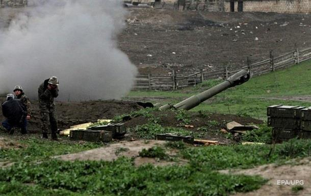 У Нагірному Карабасі тривають бої