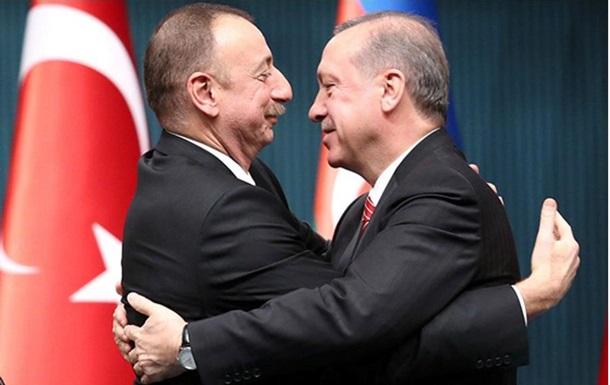 Конфлікт в Карабасі: Ердоган на стороні Баку