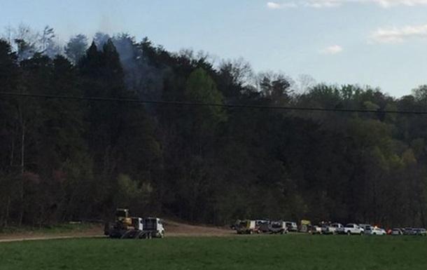 П ятеро людей загинули внаслідок аварії вертольота в США
