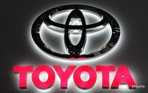 Toyota і Microsoft створять  розумний  автомобіль