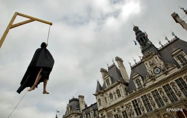 Amnesty: Количество смертных казней в мире выросло