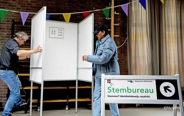 В Нидерландах стартовал референдум по Украине