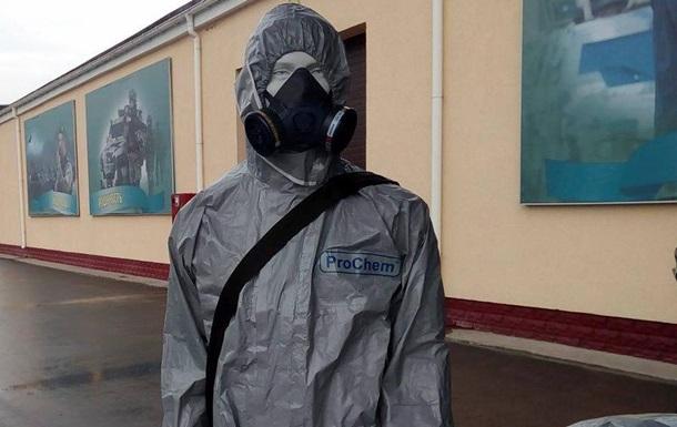 Прикордонники показали машини для виявлення  брудних  бомб