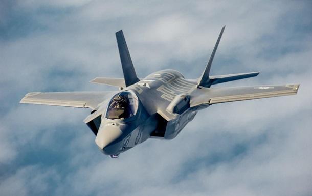Пентагон: F-35 допоможе стримати Росію