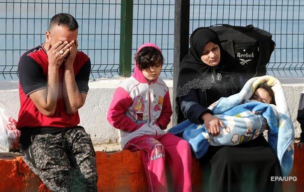 Эрдоган пригрозил отказаться от сделки с ЕС по мигрантам
