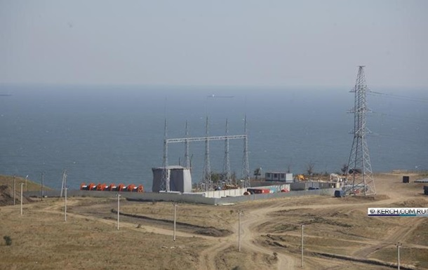 Путин: Третью нитку энергомоста в Крым запустят на днях