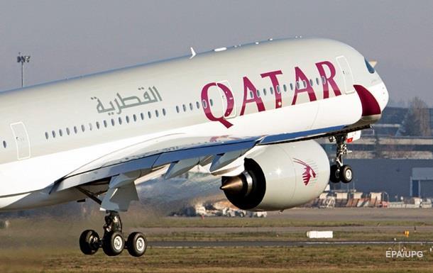 У Москві екстрено приземлився літак з Катару