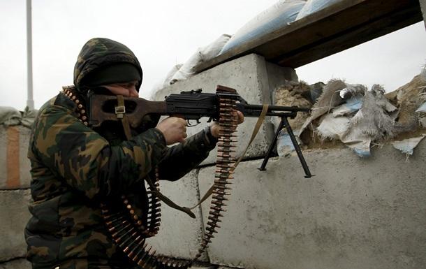 У зоні АТО нарахували 70 обстрілів за добу