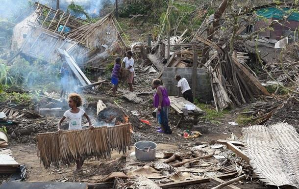 Названы страны, чаще других подверженные стихийным бедствиям