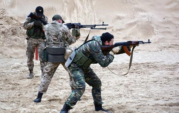 Генштаб показав навчання в школі снайперів