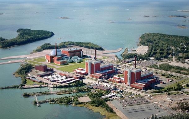 У Фінляндії на АЕС стався витік радіації
