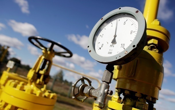 Україна почала закачувати газ у свої підземні сховища