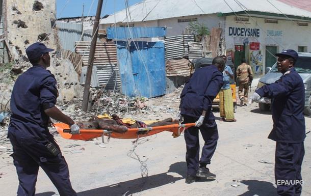 У Сомалі смертник підірвався в готелі: вісім загиблих