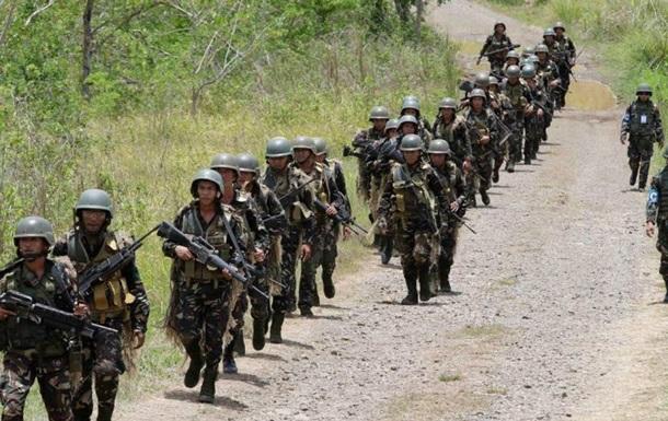 У зіткненнях з бойовиками загинули 18 філіппінських солдатів
