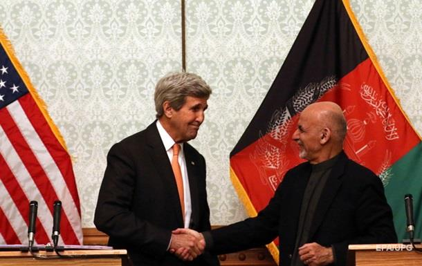 В Кабуле после визита Керри прогремели взрывы