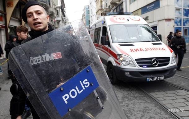 Вибух пролунав у Стамбулі