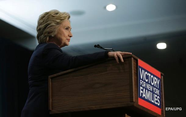 Клінтон програла кокуси у Вайомінгу