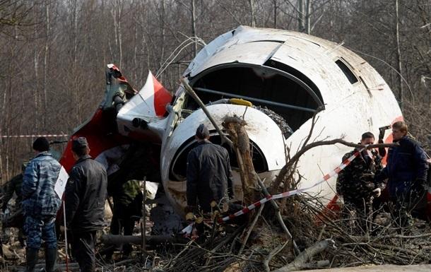 Польща домагатиметься повернення уламків президентського літака