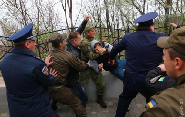 В Одесі бійки на святкуванні дня міста