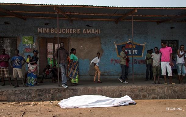 У ДТП з автобусом у Бурунді загинули 18 людей