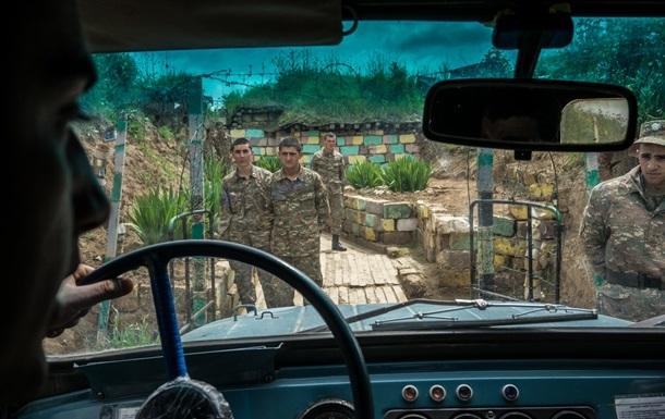 Запах війни. Хто розгойдує ситуацію в Нагірному Карабасі